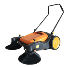 Manual Handpush Street Sweeper/ Unpowered Workshop Sweeping Machine
