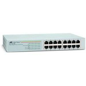 "Allied Tel,Esis At Fs716l Switch 16 X 10/100 Desktop ""Product Category: Networking/Lan Hubs & Switches"""