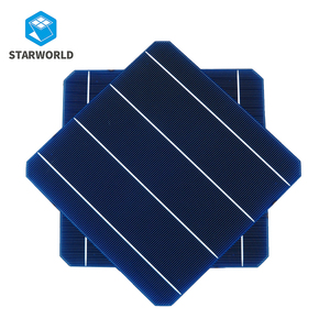 Buy Solar Cell Mono Price , 6x6 inch Monocrystalline Silicon Cheap Solar Cells 4BB