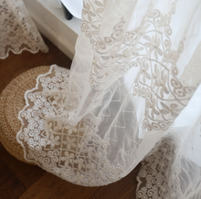 Wholesale customized lace curtain for window