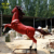 Metal Casting Bronze Life Size Running Horse Statue Animal Sculpture For Sale