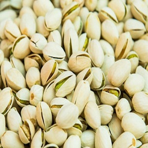 Roasted Pistachio Nuts and Sweet Pistachio