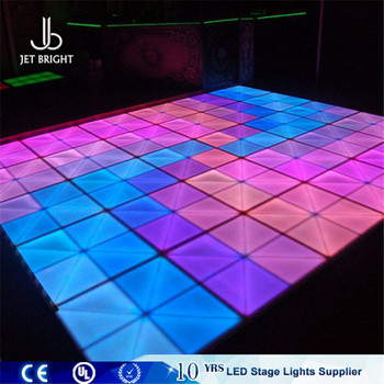How To Make Your Own Dance Floor Party Dj China Supplier Led Dance - How to make a lighted dance floor