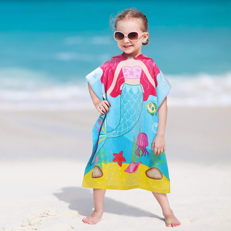 218326b0f9 Cheap Mermaid Poncho Towel, find Mermaid Poncho Towel deals on line ...