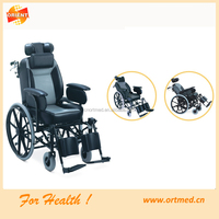 HB101A drive rear wheel with hand rim luxury power wheelchair