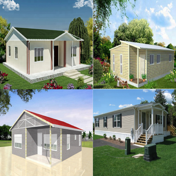 Low Cost Prefabricated Tiny House Philippines Bungalow House Design