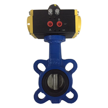 Electric Manual Butterfly Cepat <span class=keywords><strong>Menginstal</strong></span> Butterfly Valve Gate Valve