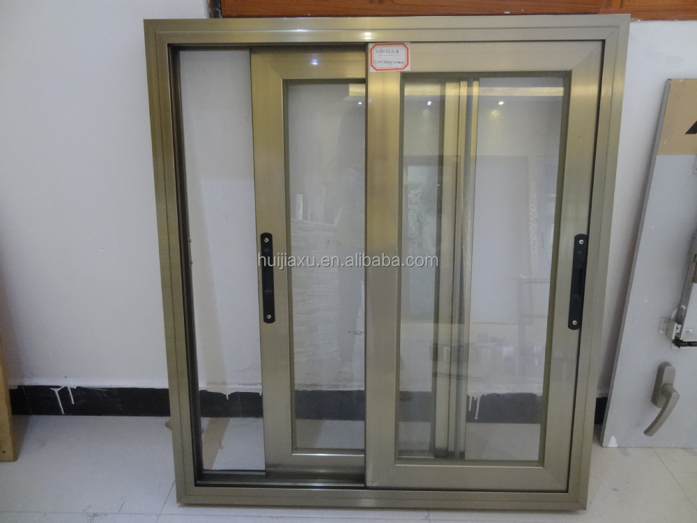 aluminum glass windows champagne color buy aluminum