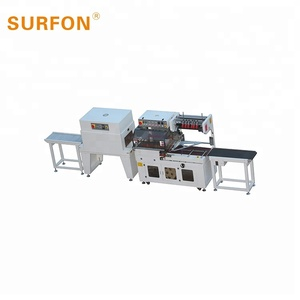 Jelly Mould L Sealer And Shrink Pack Machine