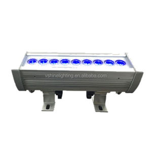 ip65 9pcs 3w IP65 Mini Aluminum CE Waterproof LED Wall Washer For Facade Lighting