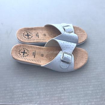 Latest Women Wedge Heel Slippers Shoes