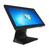 15 inch desktop touch screen electronic order system pos terminal
