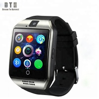 China Bluetooth SmartWatch Factory Selling Wifi Waterproof Q18 Smart Watch