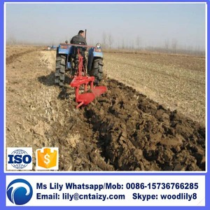 Farm Tractor Plow Disc Plough Three Disc Plough Price