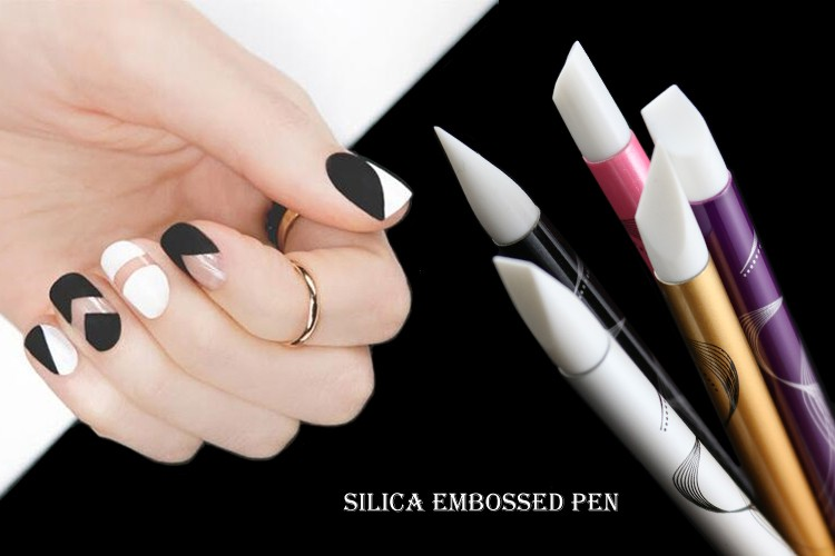 Professional Gift Nail Special Metal Engraving Shape Pen,Several ...