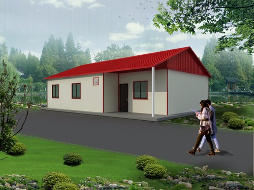 3 Bedroom House Floor Plans Low Cost Prefab Homes For Zambia - Buy ...