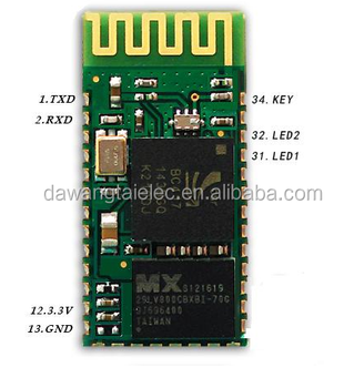 how to use bluetooth module hc-05