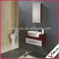 rattan bathroom cabinet