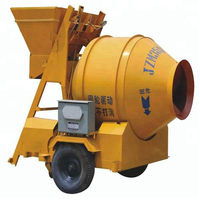 500L Self Loading Portable Electric Industrial Small Concrete Mixer Price