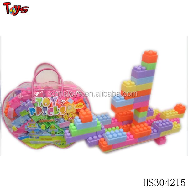 2015 hot DIY building block educational game