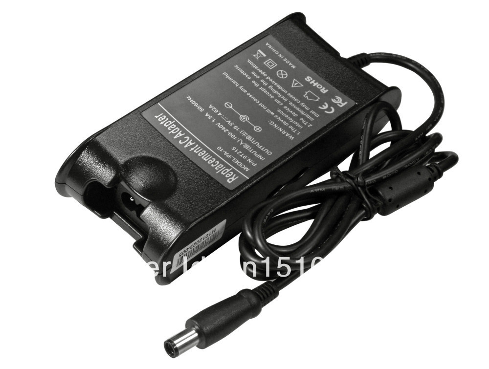 Digipartspower AC Adapter for Dell Studio 1458 1558 1537 1555 1535 1536 Power Supply Cord PSU