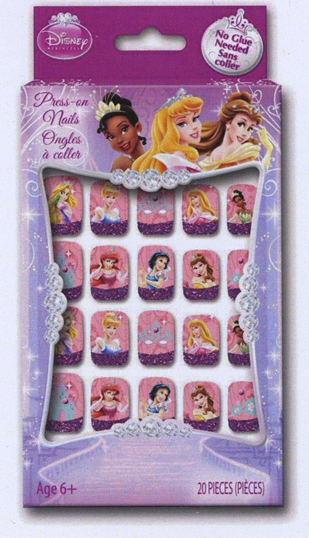 3af740bcc48 Get Quotations · Disney Princess Press-on Nails - 20 Pieces