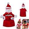 Three Dimensional Christmas Pet Christmas Suit Dog Clothes Winter
