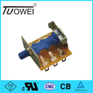 16A TUV,UL certifciated safety heating oven rotary switch