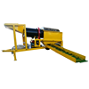 SINOLINKING Mini Mobile Gold Trommel Washing Processing Plant