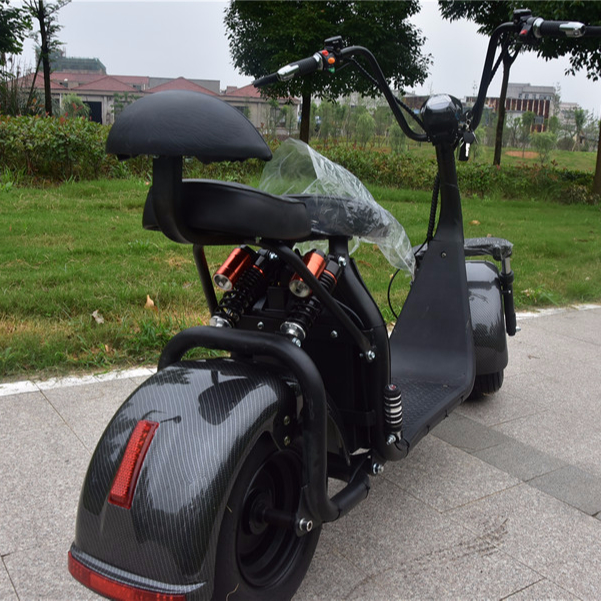 2018 Big Tire Self Charging 2 Wheel Small Balance 3000W electric motorcycle scooter with CE
