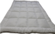 sleep well thin vibrating hotel mattress pad for adults