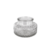 500ml clear empaty glass candle holder