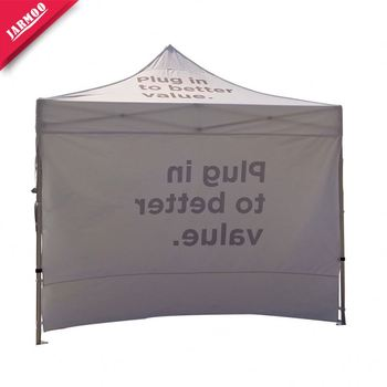 Cheap Eco Solvent Beautiful Promo Tents For Sale