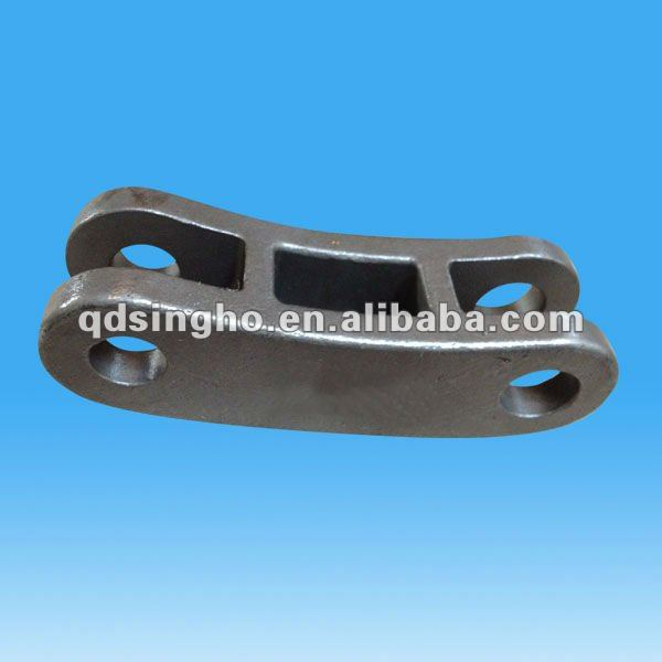 Oil well drilling lifting link