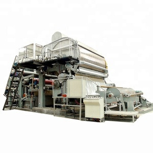 Small Toilet Tissue Paper Making Machine Production Line