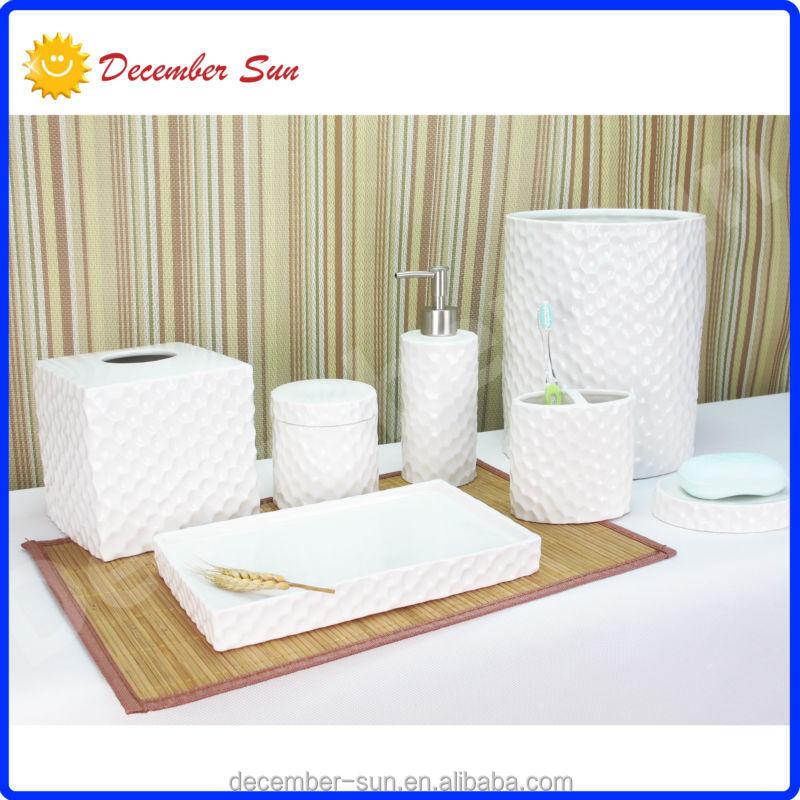 Precio barato simple de cer mica accesorios de ba o for Accesorios de bano de ceramica