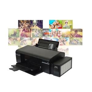 High Quality L805 1390 Model Sublimation Printer A4 Size Inkjet Photo  Printing Machine for Transfer paper Photo