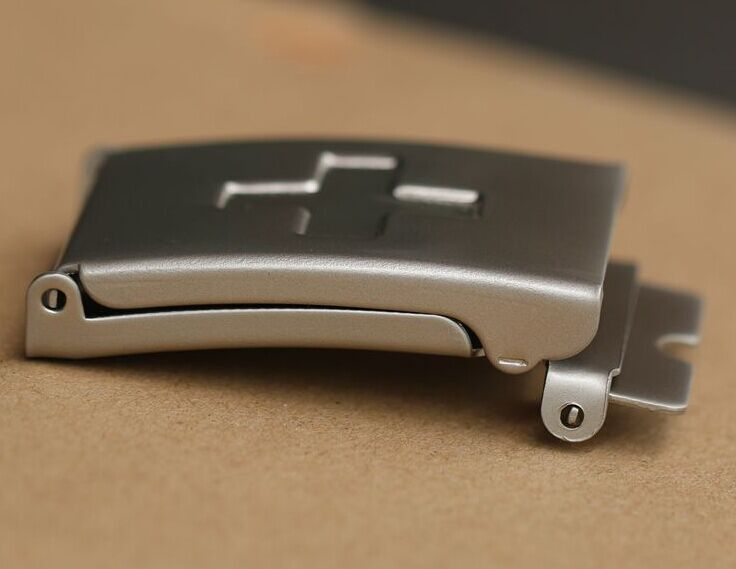 Simple And Fashion Metal Quick Release Buckle For Men