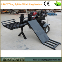 26t screw log splitter for sale