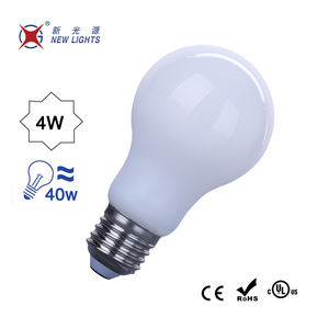 Interior lighting best selling milk white e27 12 volt led filament bulbs 2700k 3000k