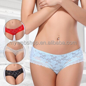 panties Asian lace