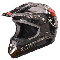 2017 Racing Youth Motocross Dirtbike ATV Helmet Motorcycle