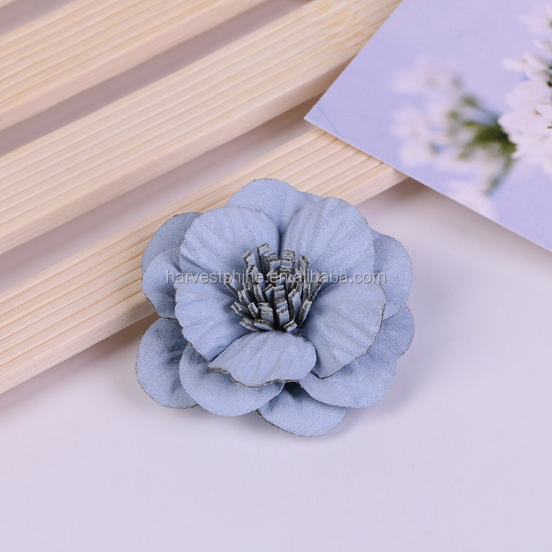 Decorative Clothing Fabric Flowers Dress Making For Dresses