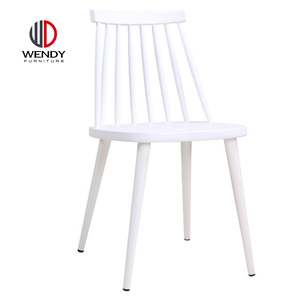 Cheap Metal Legs Wholesale Plastic Chairs Hot Selling