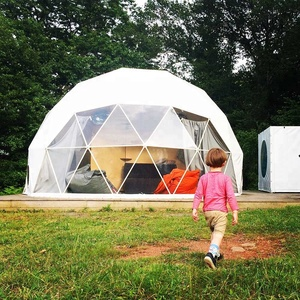 Factory Supply High Quality 10 Diameter Geodesic Dome for Sale in America