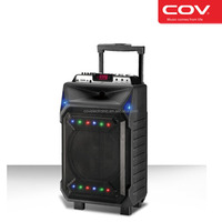 2017 electronics new design for india market trolley speaker 100 watt speaker prices