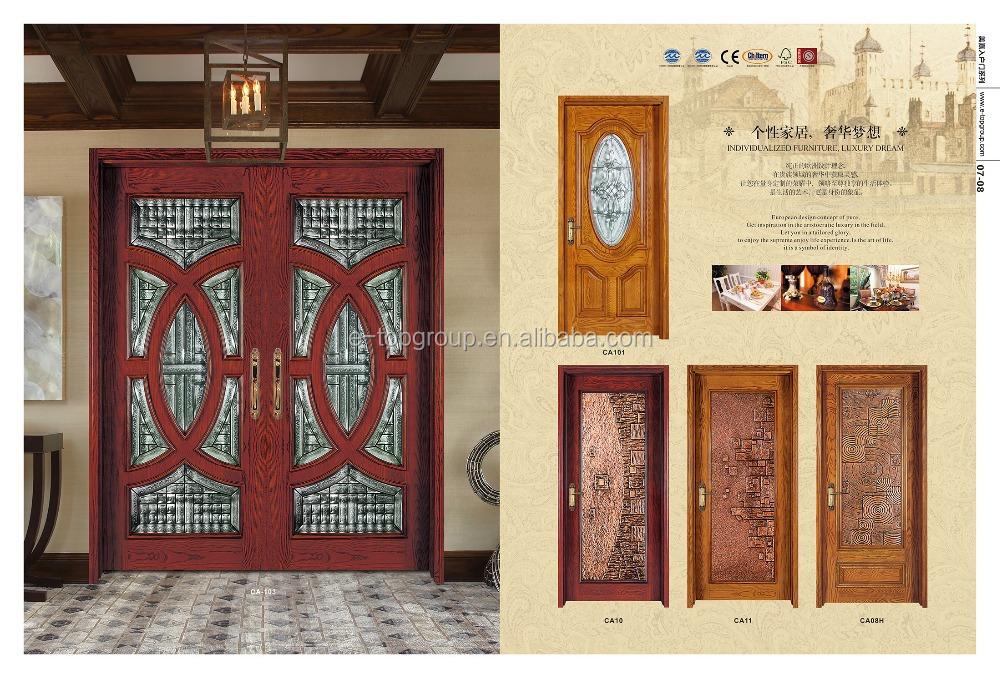 Modern Home Solid Wood Doors,antique Interior Doors