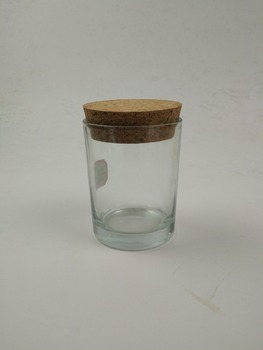 Candle Glass Cork Lid Buy High Quality Glass Candle Jar Cork Lid