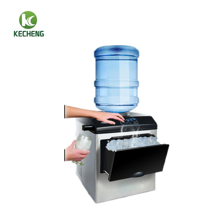 Ijs vulmachine/WATER COOLER ICE MAKER/containerized ijsblok machine