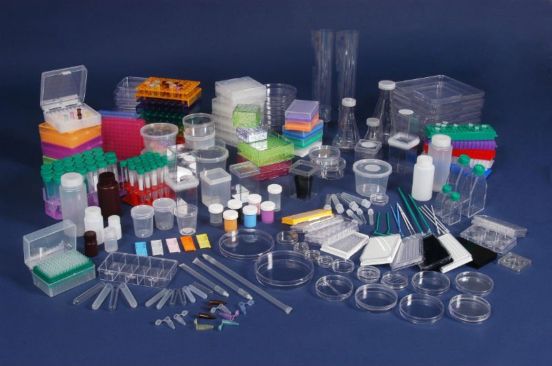 Conical Tube/petri Dish/cell Culture Well Plate/media Bottle ...
